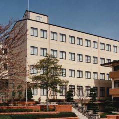 大阪大谷大学短期大学部国際文化館