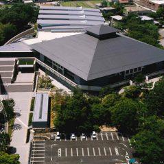 兵庫県立武道館(構造・設備)