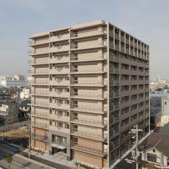 堺市堺区山本町共同住宅