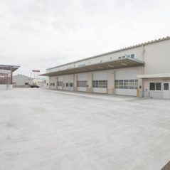 クボタアグリ東日本仙台事務所 製品倉庫・整備工場・付属棟