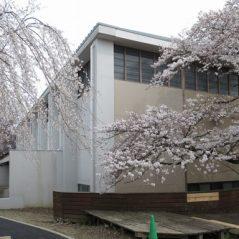 京都工芸繊維大学体育館耐震改修工事