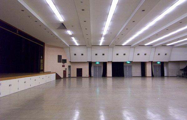住之江区役所・区民ホール耐震改修工事
