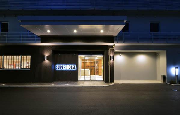 スーパーホテル富士宮