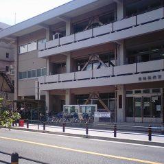 豊能税務署耐震改修工事
