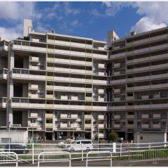 大阪府営寝屋川中木田住宅耐震改修工事