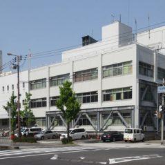 大阪府西警察署耐震改修工事