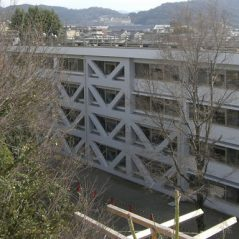京都大学川端学生寮耐震改修工事