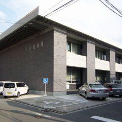 下京税務署耐震改修工事