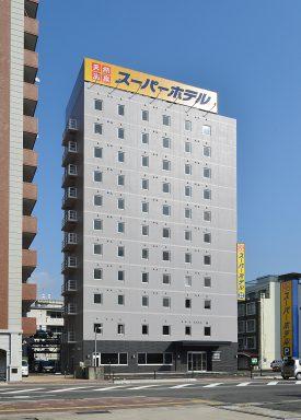 スーパーホテル三原駅前