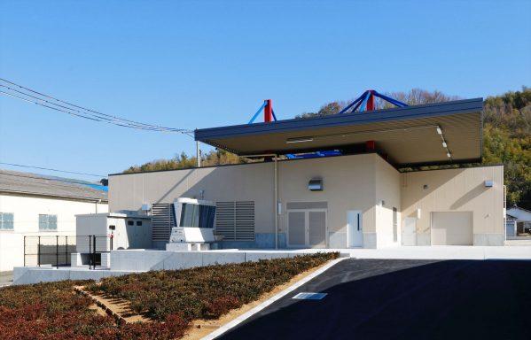 竹田織物株式会社AJ工場