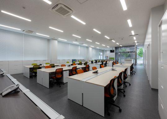 巖本金属京都工場本社・非鉄工場