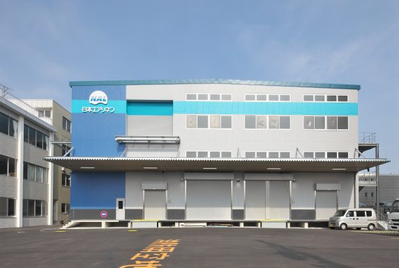 鉄道リネンサービス 堺工場